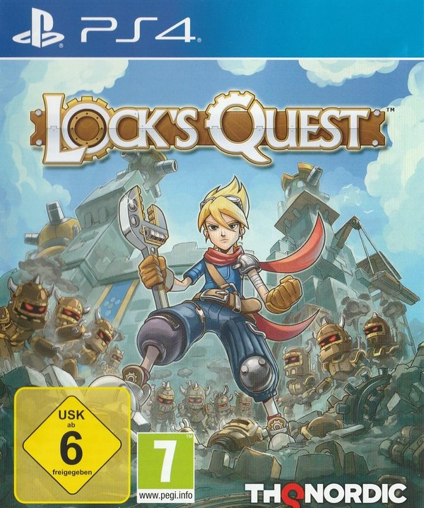 Lock´s Quest, PS4