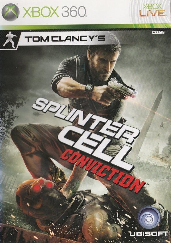 Splinter Cell, Conviction, XBox 360