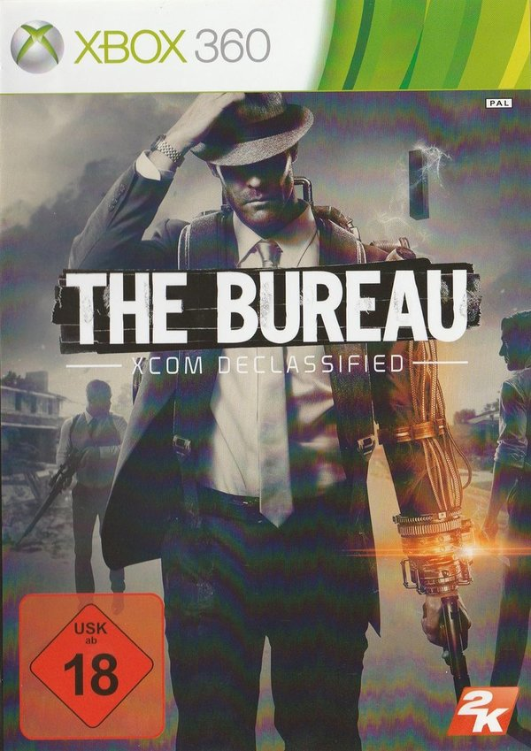 The Bureau, Xcom Declassifield, XBox 360
