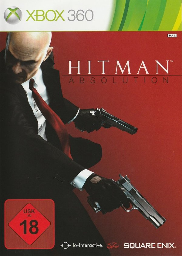 Hitman, Absolution, XBOX 360