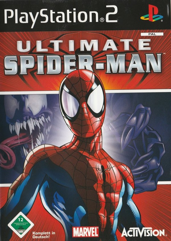 Ultimate Spider-Man, PS2