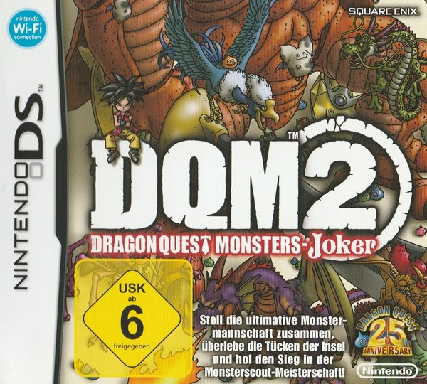 Dragon Quest Monsters, Joker 2, Nintendo DS