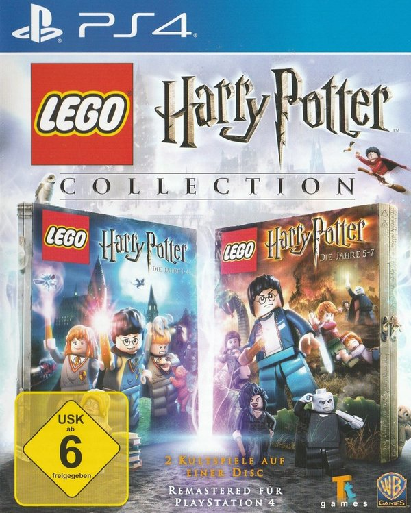 Lego, Harry Potter Collection, PS4