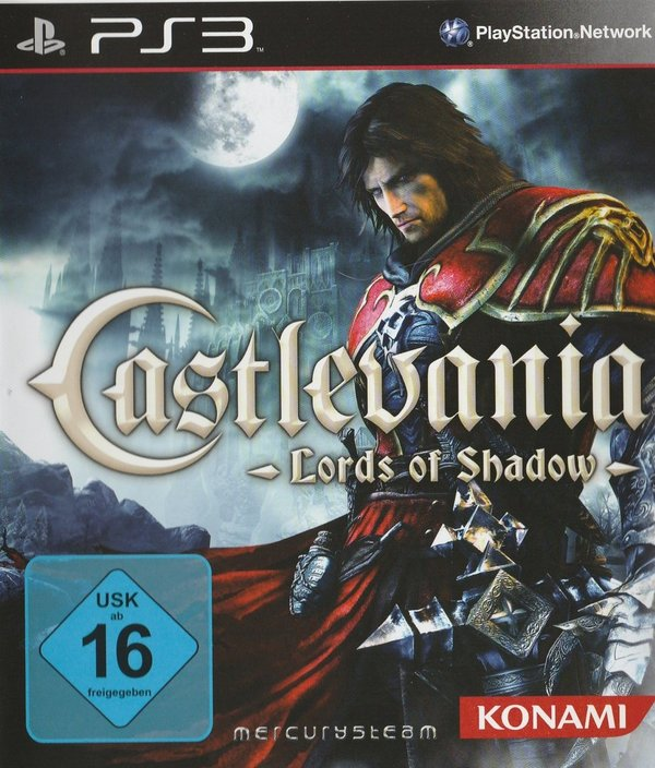 Castlevania, Lords of Shadow / PS3, in Verrechnung