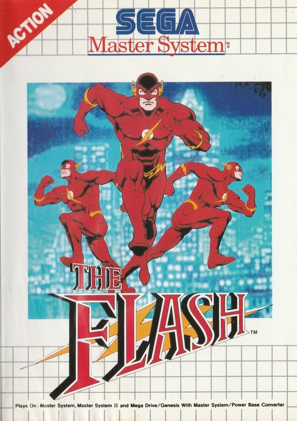 The Flash, SEGA Master System