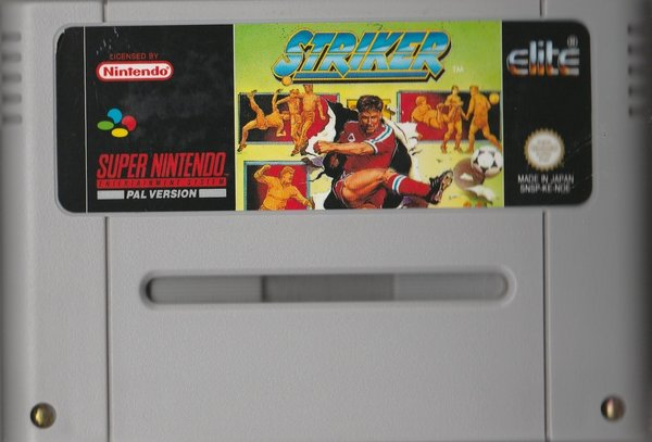 Striker, SNES