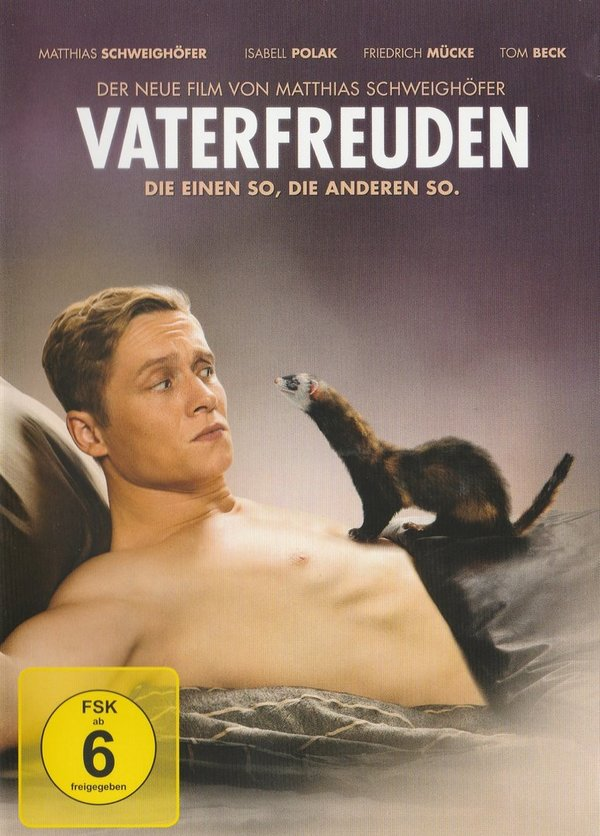 Vaterfreuden, DVD