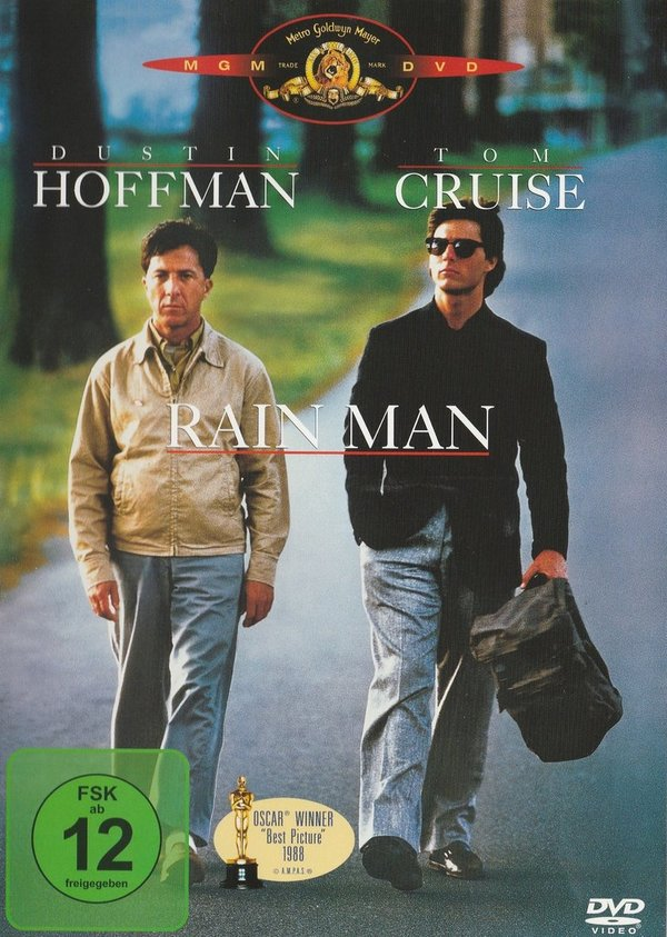 Rainman, DVD