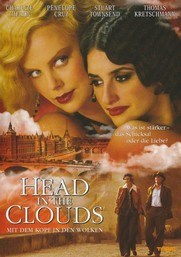 Head in the Clouds, Mit dem Kopf in den Wolken, DVD