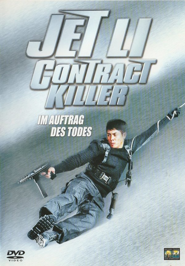 Contract Killer, DVD