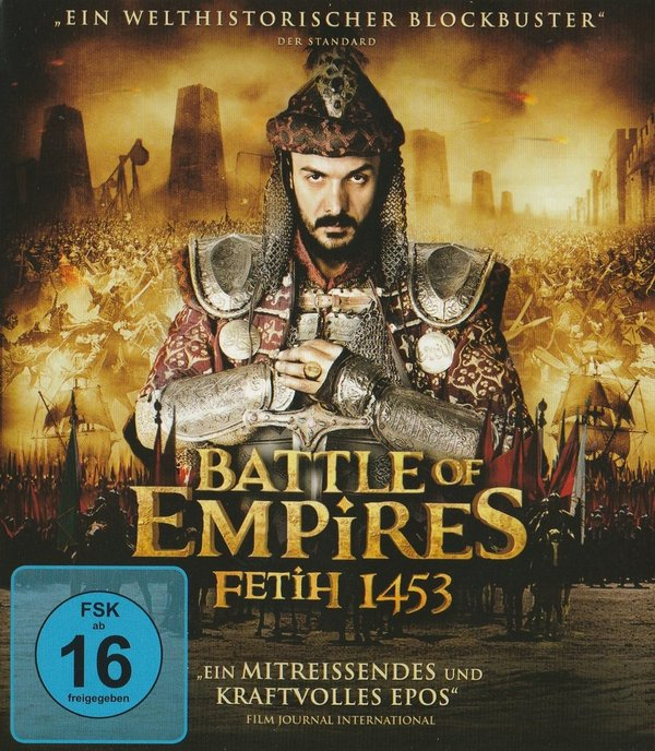 Battle of Empires, Fetih 1453, Blu-ray