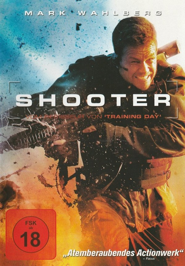 Shooter, DVD