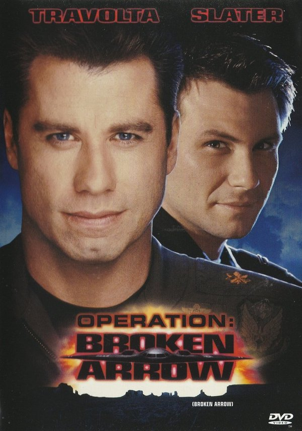 Operation Broken Arrow, DVD