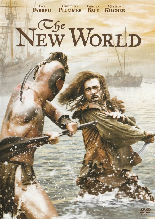 The New World, DVD
