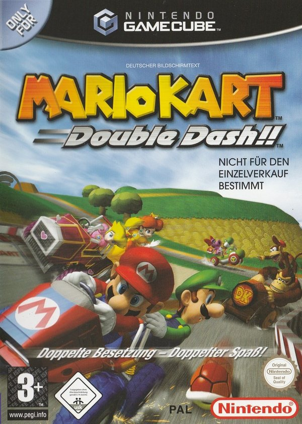 Mario Kart Double Dash, GameCube