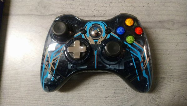 XBox 360 Halo 4 Controller Wireless WLAN Limited Edition