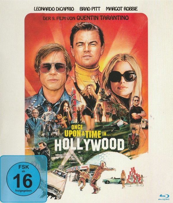 Once Upon A Time In… Hollywood, Blu-ray
